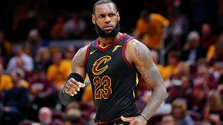 LeBron James relance les Cavaliers