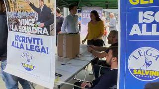 Szavaztak az olasz kormányprogramról a szimpatizánsok