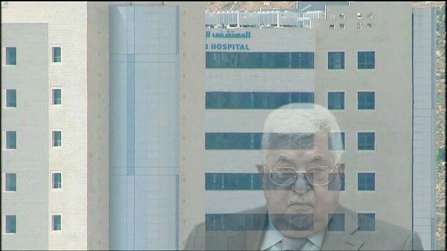 Krankenhaus: Was ist mit Palästinenserpräsident Abbas (83) los?