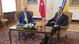 Erdogan busca en Bosnia el voto de la diáspora turca
