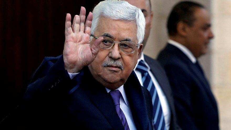 Inquiétude sur la santé du président palestinien