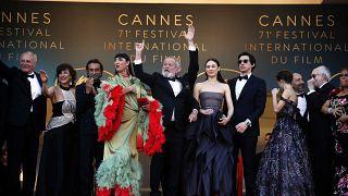 Cannes: örülnek a győztesek