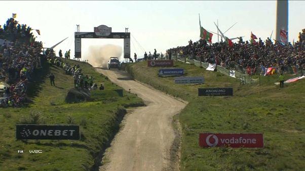 Neuville prend la tête du Championnat WRC