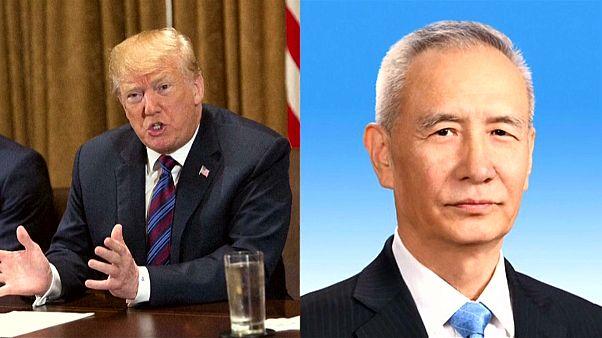 EUA e China reforçam relações comerciais