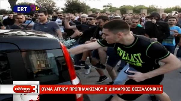 Megverték Szaloniki 75 éves polgármesterét