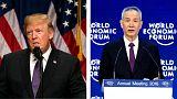 """USA und China: """"kein Handelskrieg"""""""