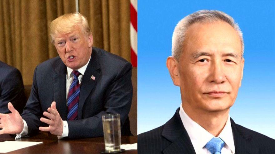 Chine et Etats-Unis enterrent la hache de guerre commerciale