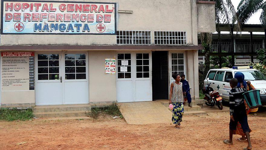 Demokratik Kongo Cumhuriyeti'nde Ebola'ya karşı aşı kampanyası