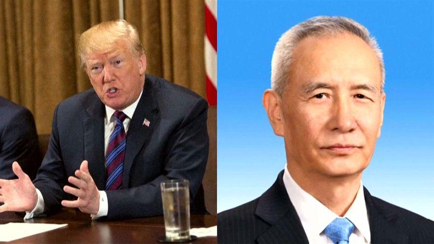 ABD ile Çin karşılıklı olarak ek gümrük vergilerini kaldırıyor
