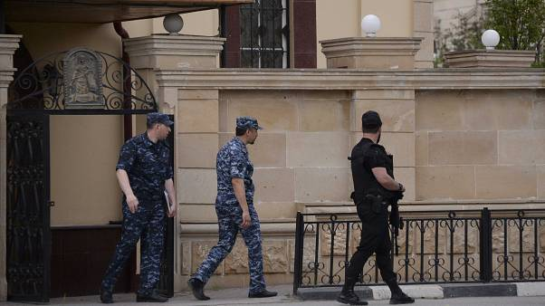 Τρεις νεκροί σε επίθεση σε εκκλησία στην Τσετσενία
