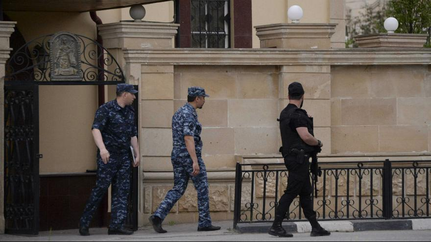 Fegyveresek pravoszláv templomra támadtak Csecsenföldön