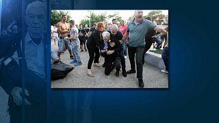 Салоники: участники нападения на мэра арестованы