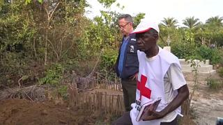Impfkampagne gegen Ebola
