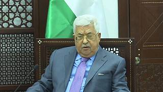 Palestinian President is hospitalised for third time in a week