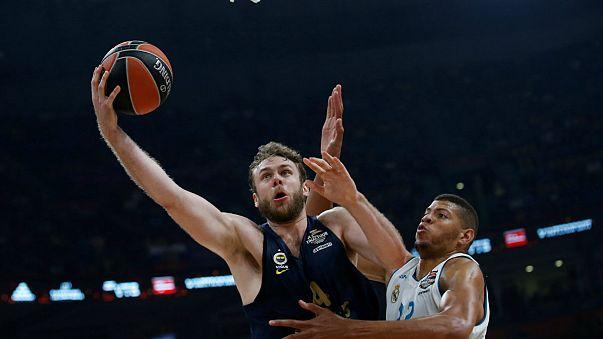 Fenerbahçe Doğuş EuroLeague ikincisi
