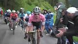 Exhibición de fuerza y control de Simon Yates en el Giro de Italia