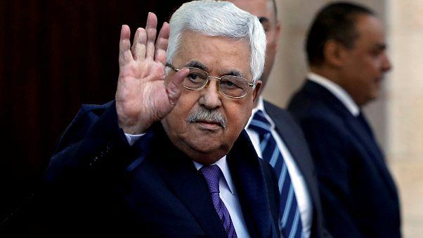 """Estado de saúde de Mahmoud Abbas é """"tranquilizador"""""""