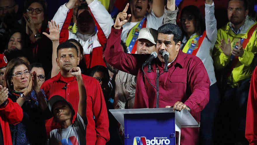 Maduro gewinnt Präsidentschaftswahl mit knapp 68 %