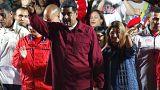 نيكولاس مادورو رئيسا منتخبا لفنزويلا لولاية ثانية