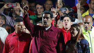 Maduro claims victory amid low turnout in Venezuela