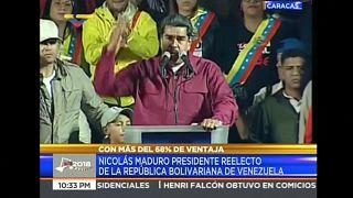 Мадуро вновь стал президентом Венесуэлы