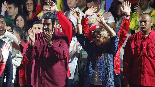 Nicolas Maduro réélu président