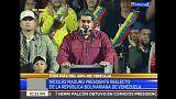 Venezuela, rieletto il presidente uscente Nicolas Maduro