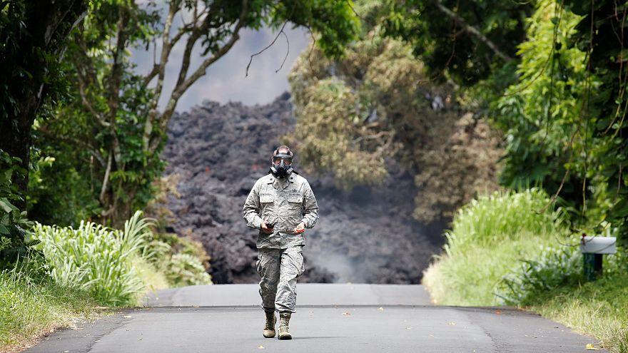 A láva után most a klórsav jelenti a veszélyt Hawaii-on