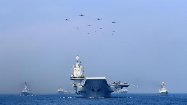 الفلبين تتحرك دبلوماسيا عقب هبوط قاذفات صينية في بحر الصين الجنوبي