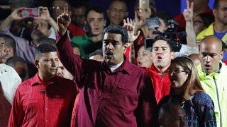 Amerika nem fogadja el Maduro győzelmét
