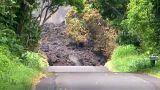 Kilauea volcano still unstable