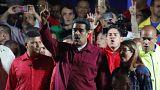 Βενεζουέλα: Συντριπτική νίκη Μαδούρο-Αμφισβητεί το αποτέλεσμα η αντιπολίτευση