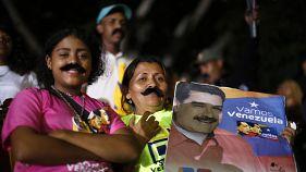Wahl in Venezuela: Opposition erkennt Maduro-Sieg nicht an