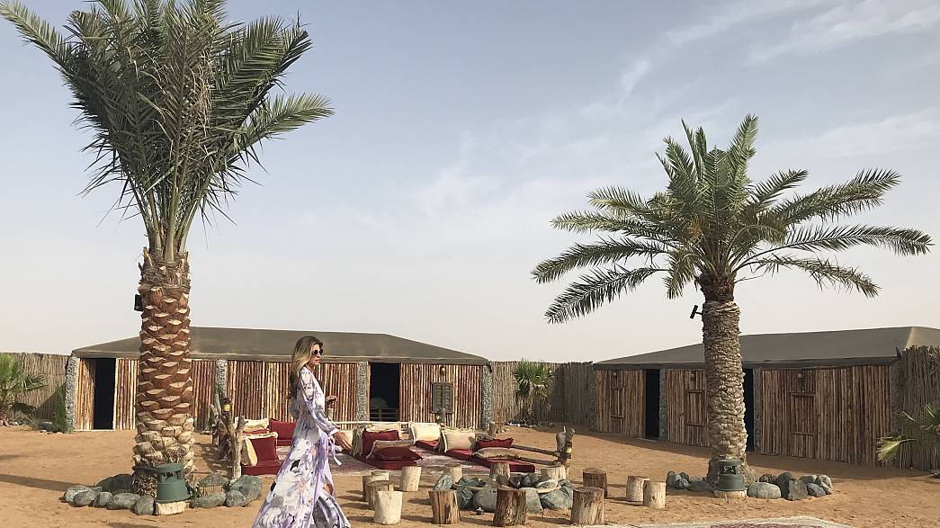 A weekend in Dubai