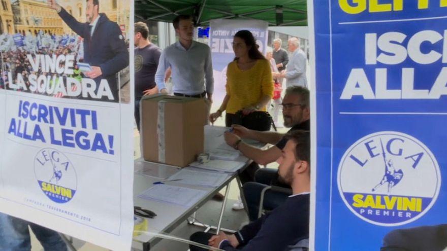 Un jurista sin pasado político podría gobernar Italia