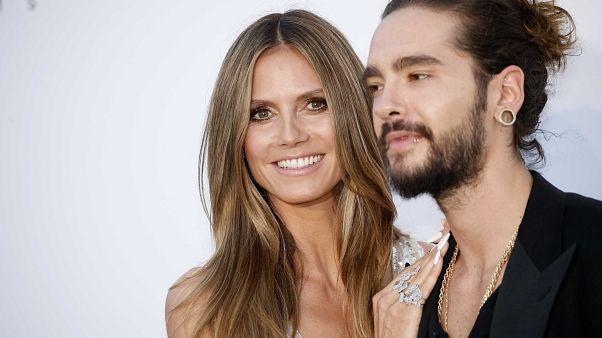 Zelebriertes Liebesglück: Heidi Klum (44) und Tom Kaulitz (28)