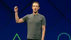 مؤسس فيسبوك مارك زوكرببيرغ