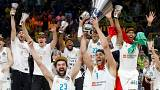 Real Madrid gewinnt Euroleague