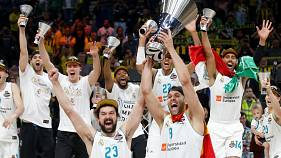 Real Madrid gewinnt Euroleague
