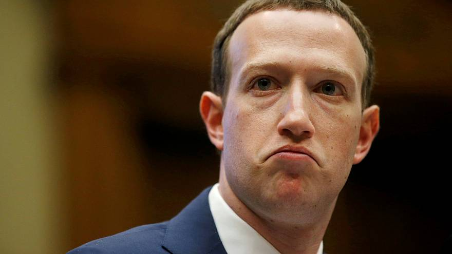 Zuckerberg au Parlement européen : une rencontre filmée