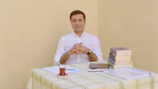 Demirtaş: Türkiye'de durum vahim hale geldi