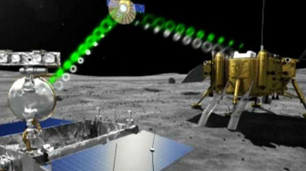 Κίνα: Δορυφόρος αποκαλύπτει την κρυφή πλευρά της σελήνης
