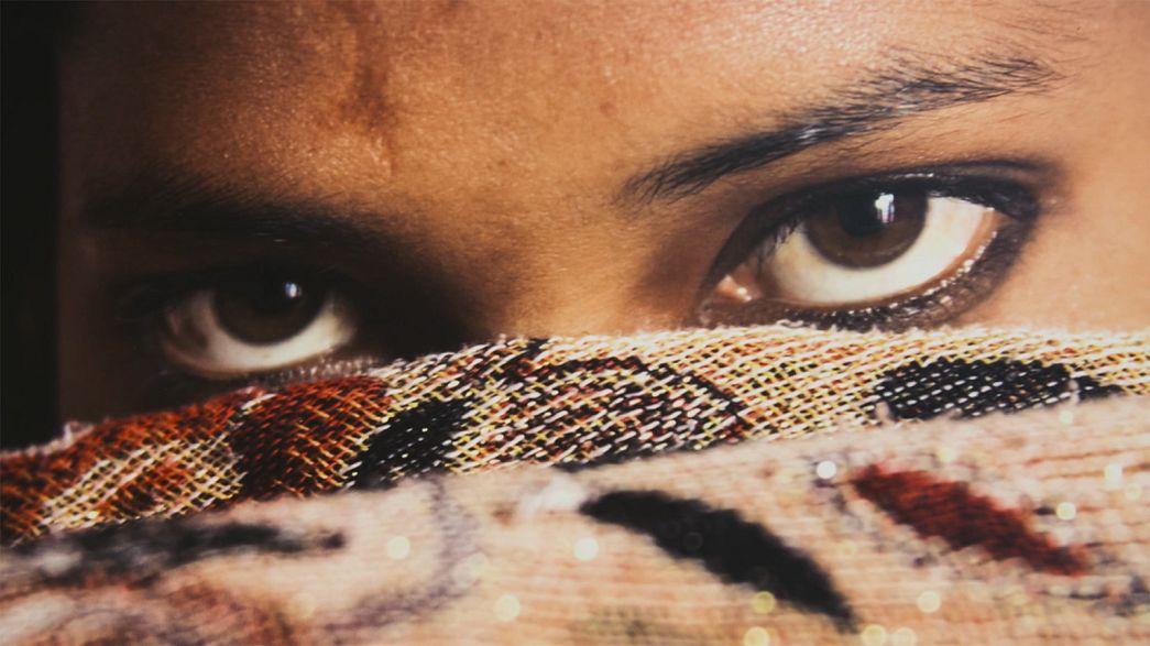 La prostitución forzada en Nepal, fotografiada por Lizzie Sadin