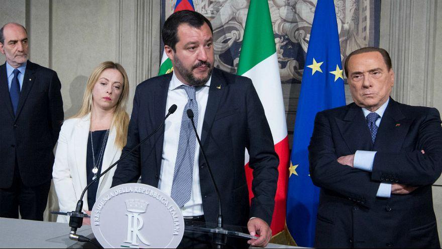 دستهای بسته رئیس جمهوری ایتالیا در برابر ائتلاف پوپولیستها و راستهای افراطی
