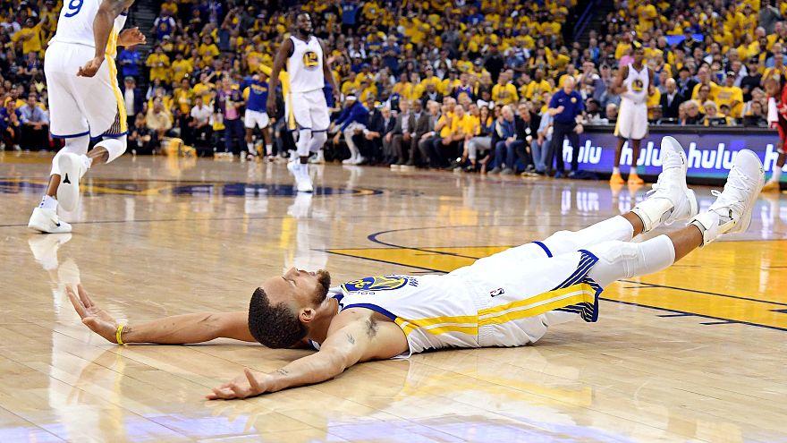 NBA: Golden State Warriors ganham vantagem na final da Conferência Oeste