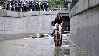 Наводнение в Анкаре