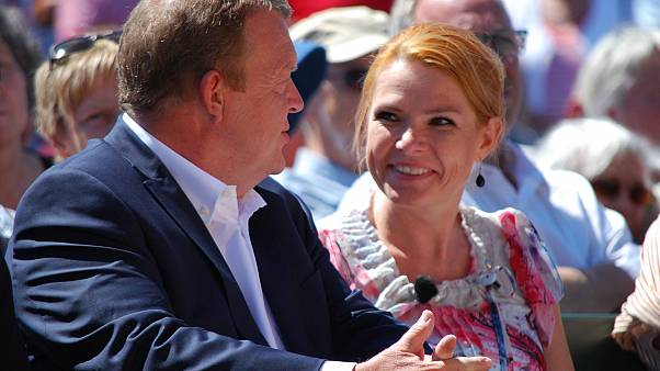 وزيرة الهجرة والاندماج الدنماركية إنغر ستويبرغ