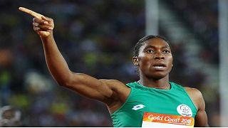Athletics. Gold Coast 2018 Commonwealth Games. Women's 800m