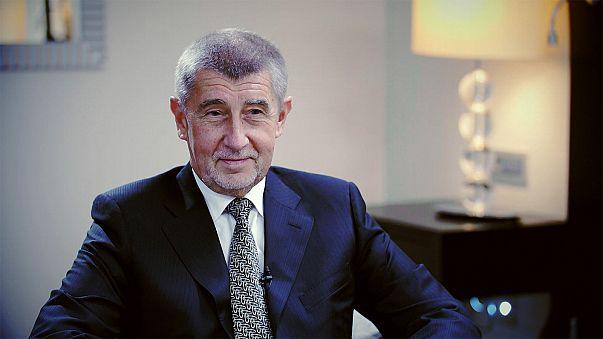 """Andrej Babiš: """"Con mi llegada al poder el estado checo va muy bien, pero mi empresa se está hundiendo."""""""