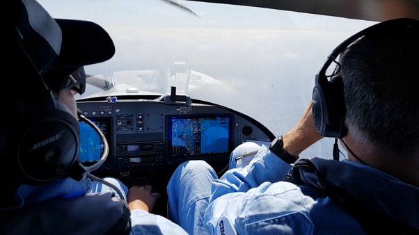 Pilotos voluntarios, salvando vidas desde el aire